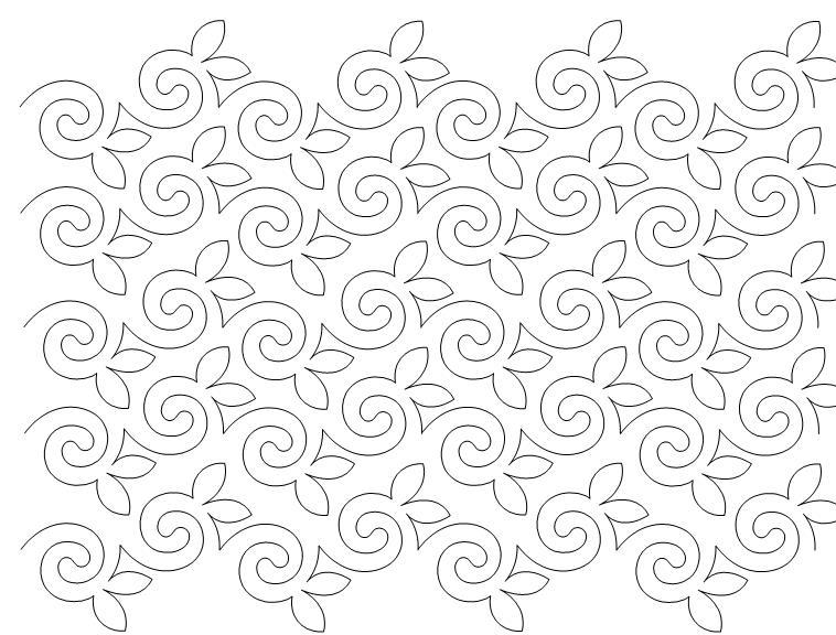 Alfalfa Quilt Pattern