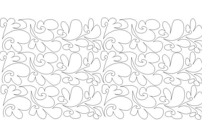 Baby Curls Quilt Pattern