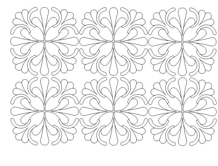 Expanse Quilt Pattern