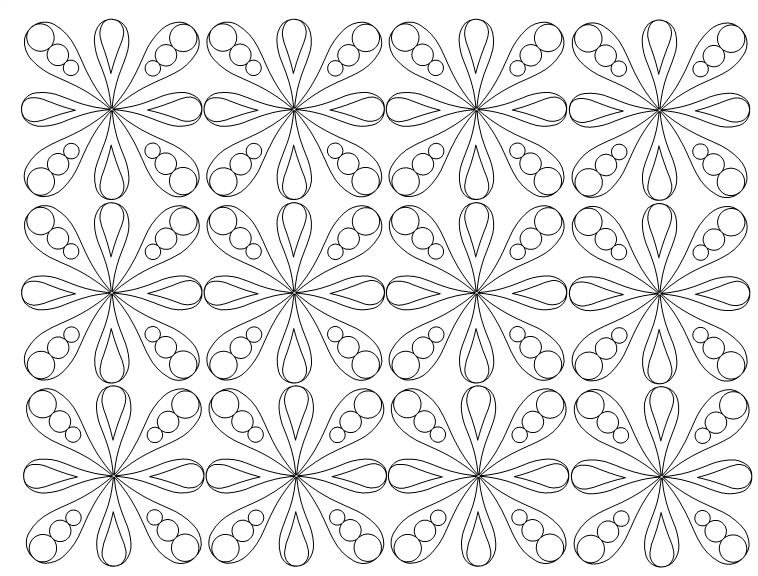 Pearl Quilt Pattern
