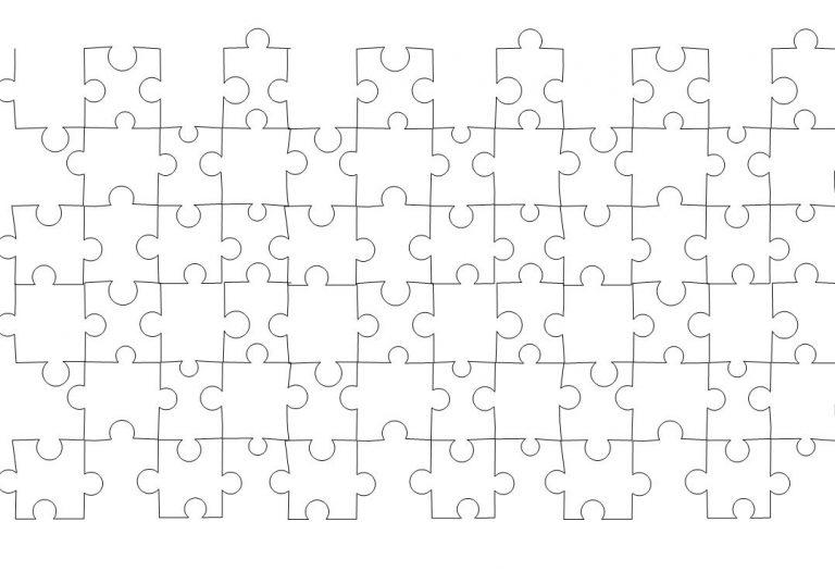 Puzzle Quilt Pattern