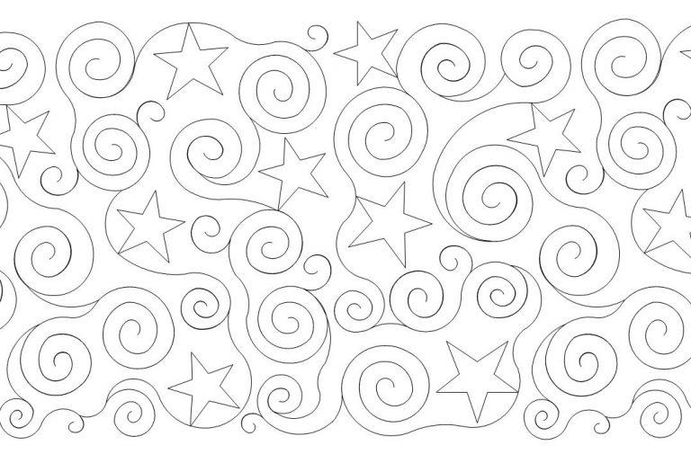 Stars a Swirl