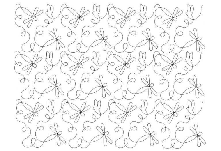 fluttering by jpg