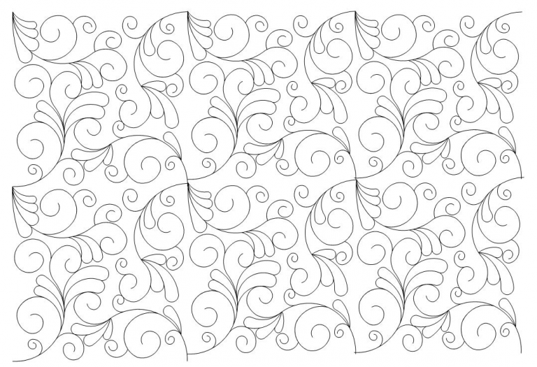 swirly feathers png