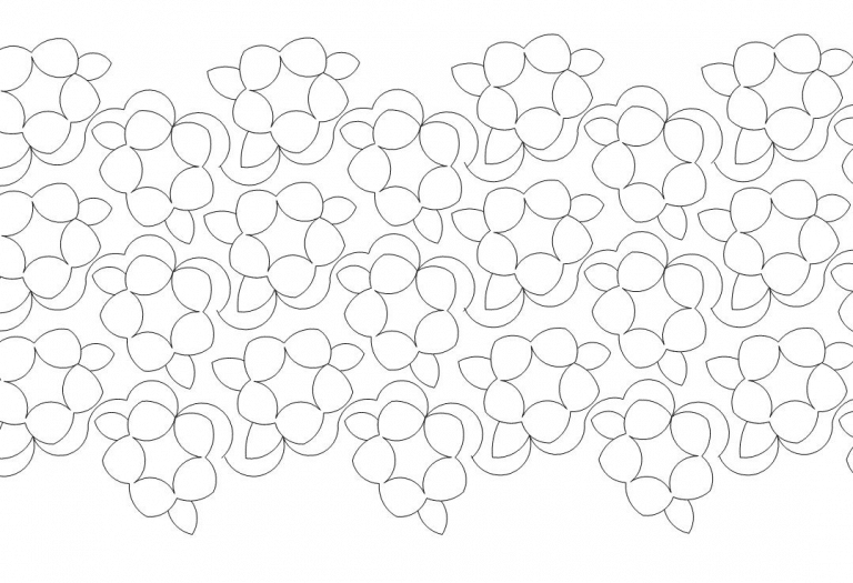 tumbling flowers png