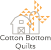 Cotton Bottom Quilts Logo
